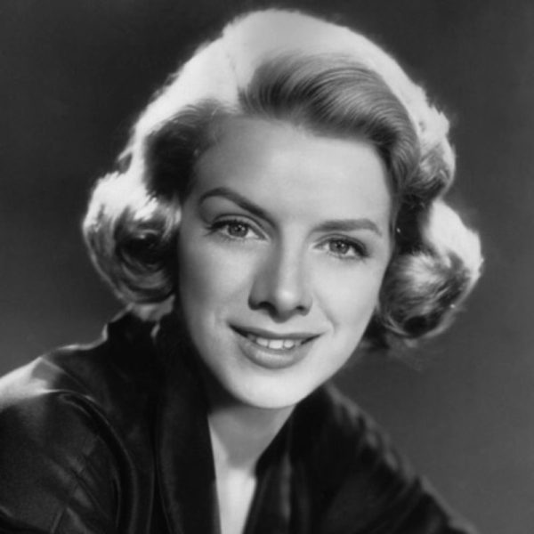 Rosemary Clooney, mother of Hispanics.