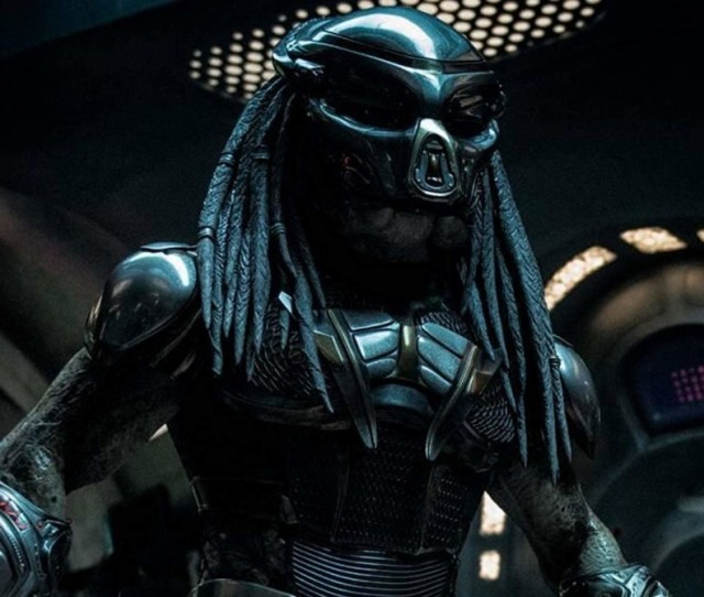 The Predator Is The Funniest Loudest And Messiest Predator Movie Yet