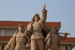 Peking und die Große Mauer Mai 2015