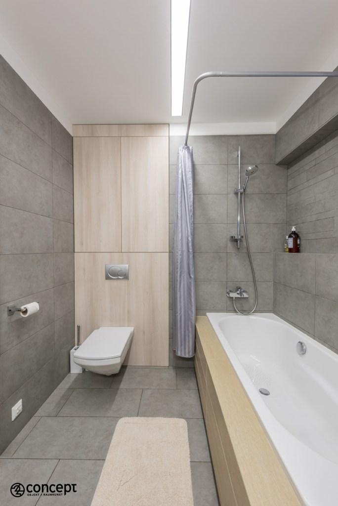 Moderne Fliesen im Badezimmer