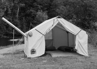 Stoves & Accessories - Rainier Wall Tents