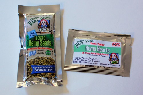 Have some hemp.