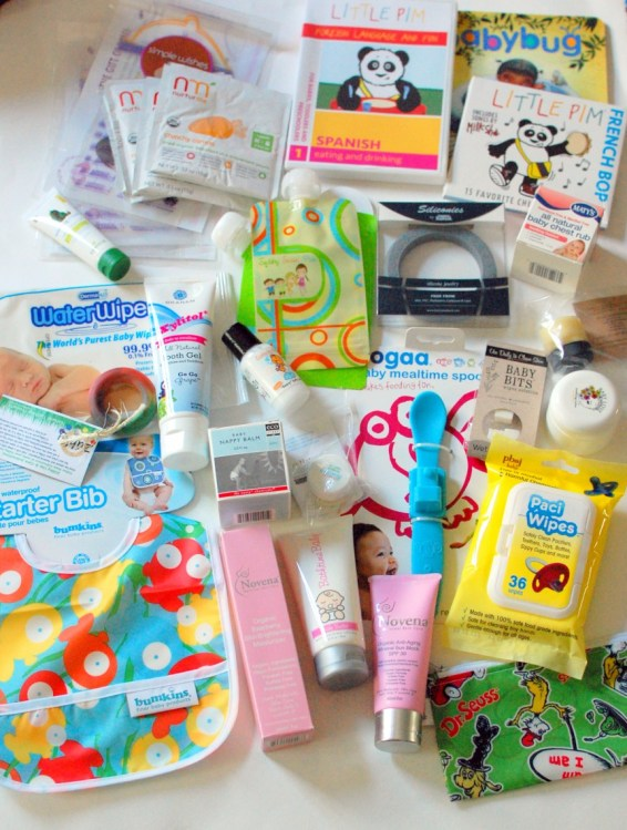 Ecocentric Mom Mystery Box (for Baby) Review