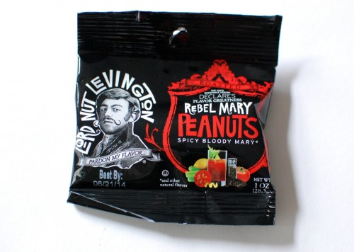 Bloody Mary nuts.