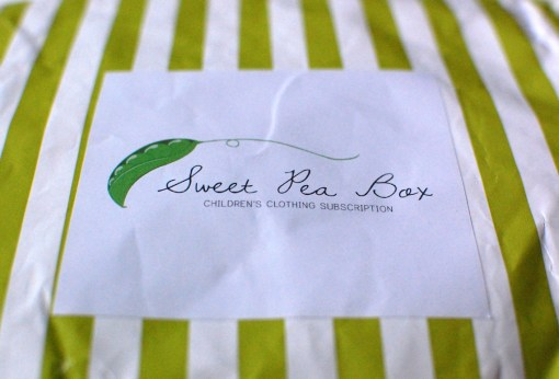 Sweet Pea Box