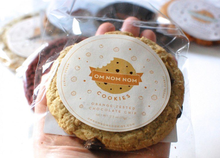 Om Nom Nom Cookie Giveaway!! – Ends 8/27