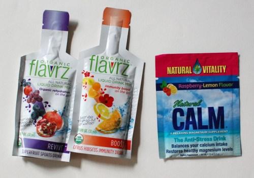 Flavrz & Calm Drink
