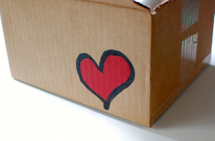 The Other Box Review & Giveaway! Ends 9/9