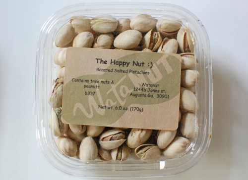The Happy Nut