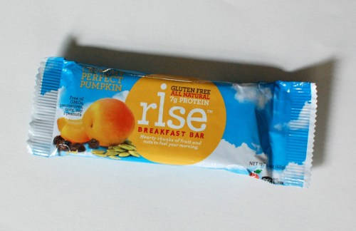 Rise bar!