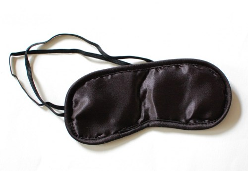 Blindfold.