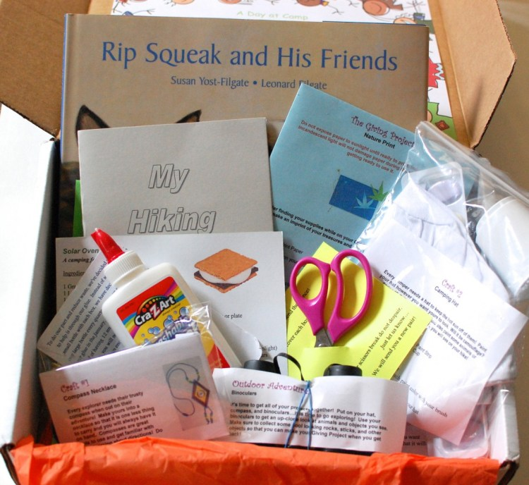 My Giggle Box Review, Discount, & Giveaway! Ends 9/30!