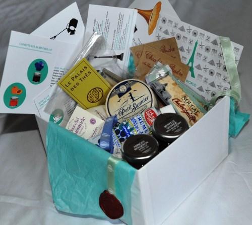 The not-so-mini Paris box