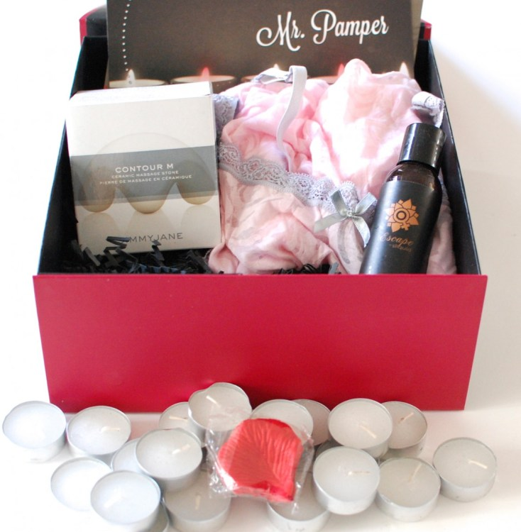"""The Fantasy Box """"Spa"""" Review & Discount Code"""