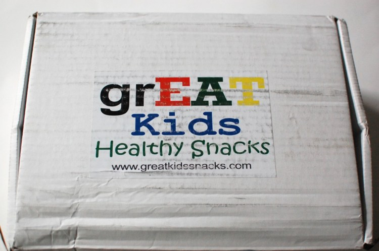 Great Kids Snack Box November 2013 Review & Discount Code!