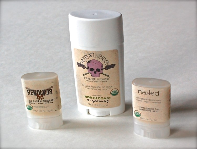 North Coast Organics Deodorant Review & Giveaway!