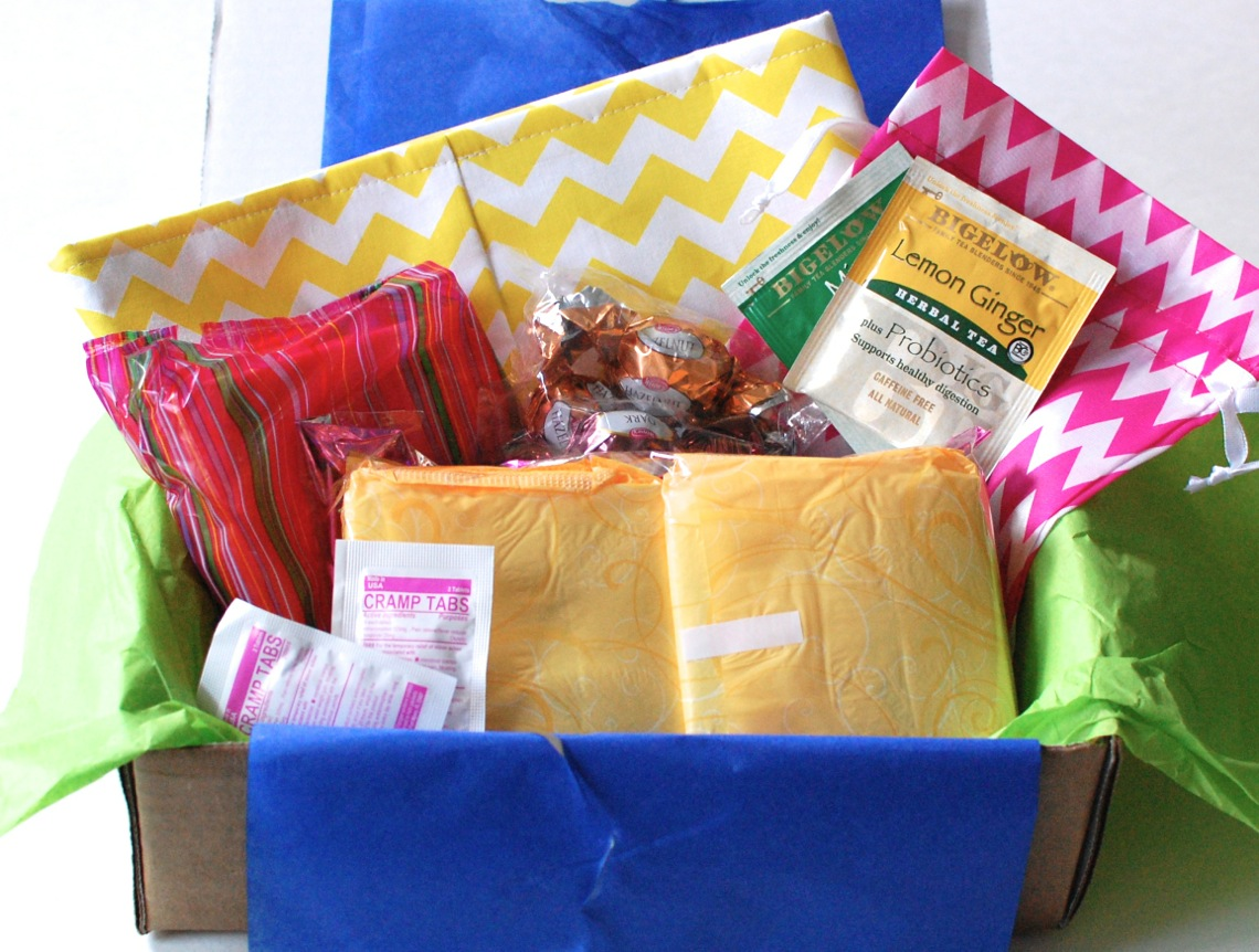 New Subscription Box Period For Good Review amp Discount