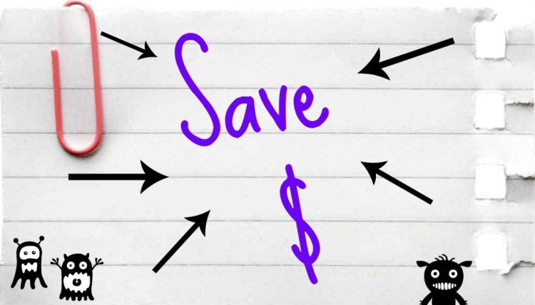 New Blog Feature: Savings Page!