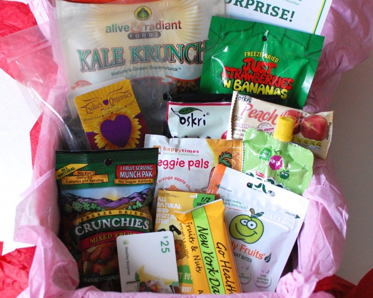 Healthy Surprise Review, Discount Code & Giveaway! Ends 4/28/14