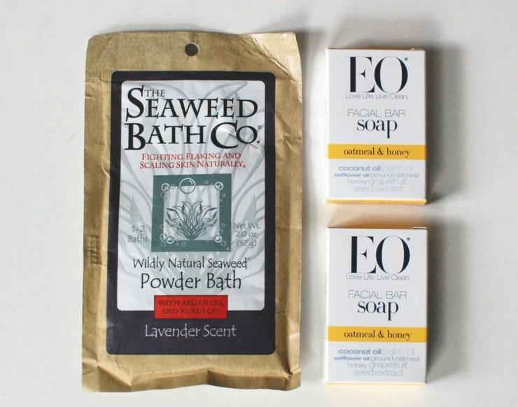 The Seaweed Bath Co. Lavender Scented Powder Bath