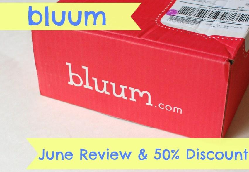 June 2014 bluum box