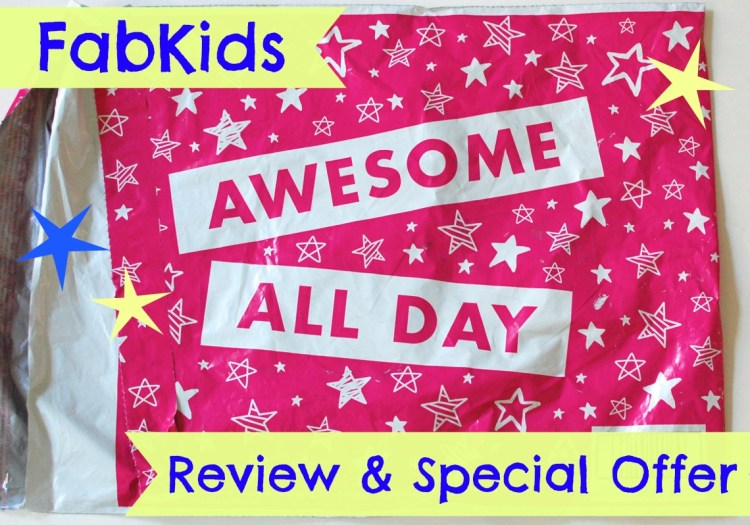 FabKids Review & $15 Outfit for New Members