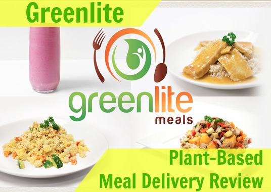 Greenlite Plant-Based Meal Delivery Review