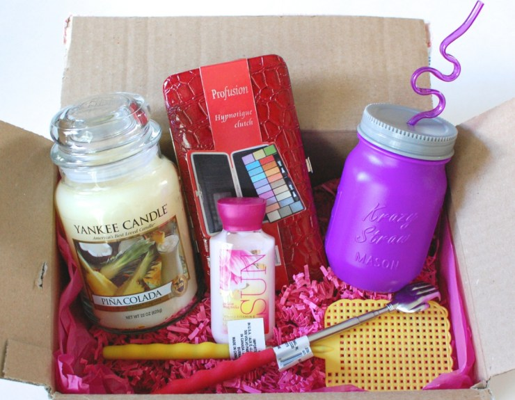 August's Mommy's Me Tyme box for review