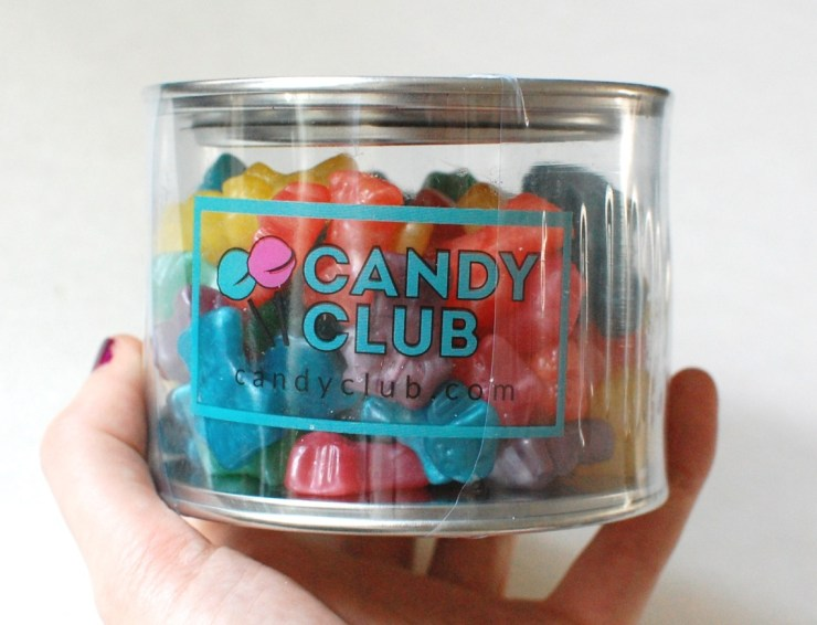 Candy Club gummi bears