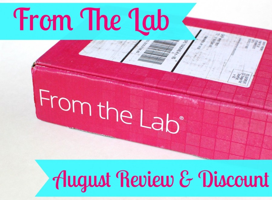 From the Lab August review & discount