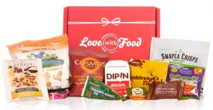 Crazy Good Love With Food Deal – 6 Months for $29 + FREE Bonus Box