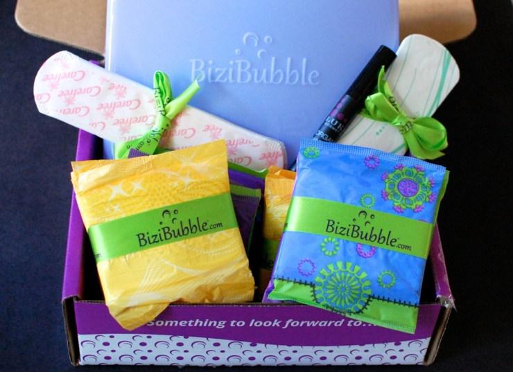 BiziBubble full box