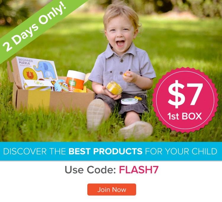 Citrus Lane Flash Sale – First Box $7!