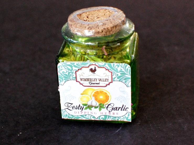 Wimberley Valley Gourmet Zesty Garlic Dipping Herbs