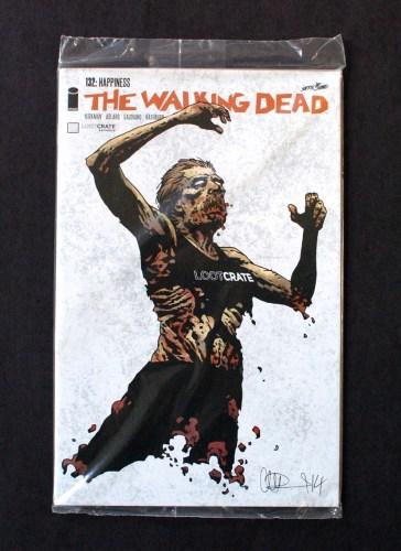 The Walking Dead #132 sealed