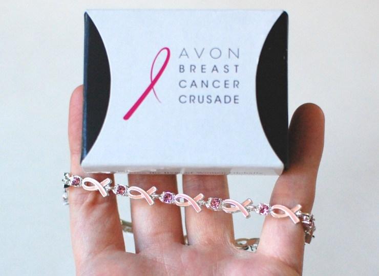 Avon's Breast Cancer Awareness Bracelet