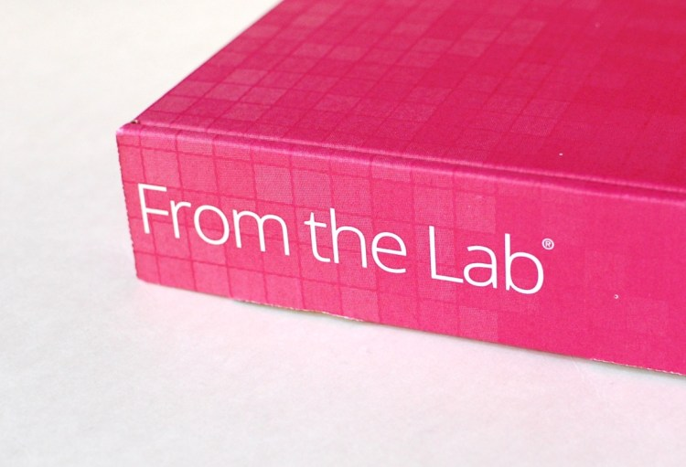 From the Lab Beauty Box October 2014 Review & Special Offer