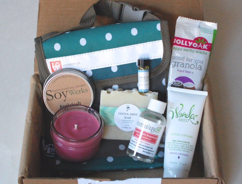 Kloverbox November 2014 Review