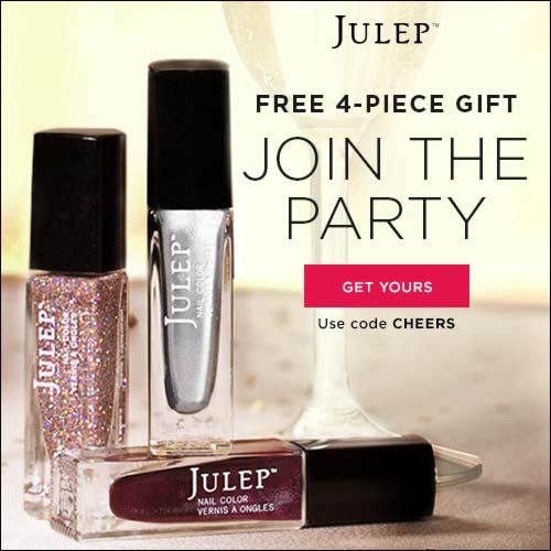julep join the party cheers box