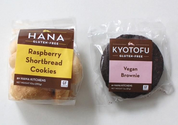 Hana Kitchens brownie