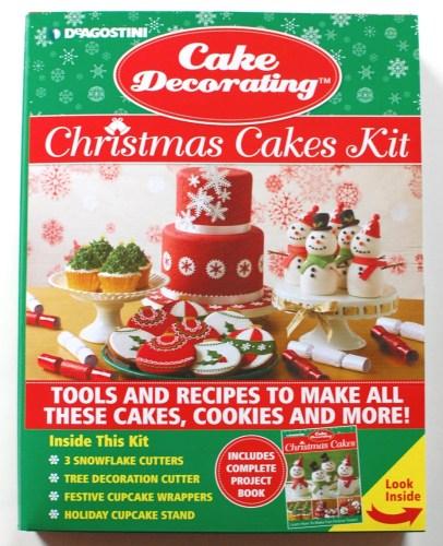 My Cake Decorating kit