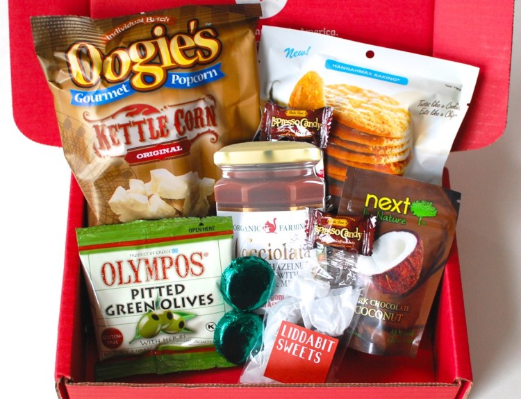 Love With Food December 2014 Review & Free Box Offer