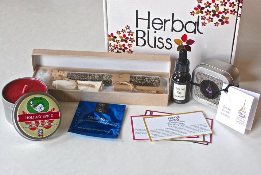 Herbal Bliss December