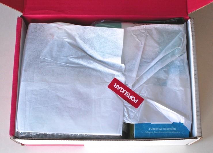 January 2015 Popsugar Must Have Box wrap