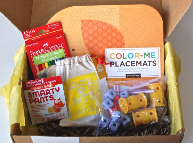 Citrus Lane January 2015 Review (#1) & Coupon Code