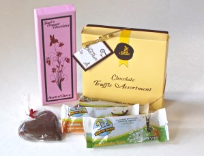 Sjaak's Vegan Chocolates Valentine's Day 2015 Review