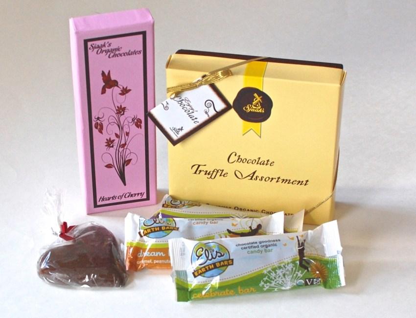 Sjaak's chocolates