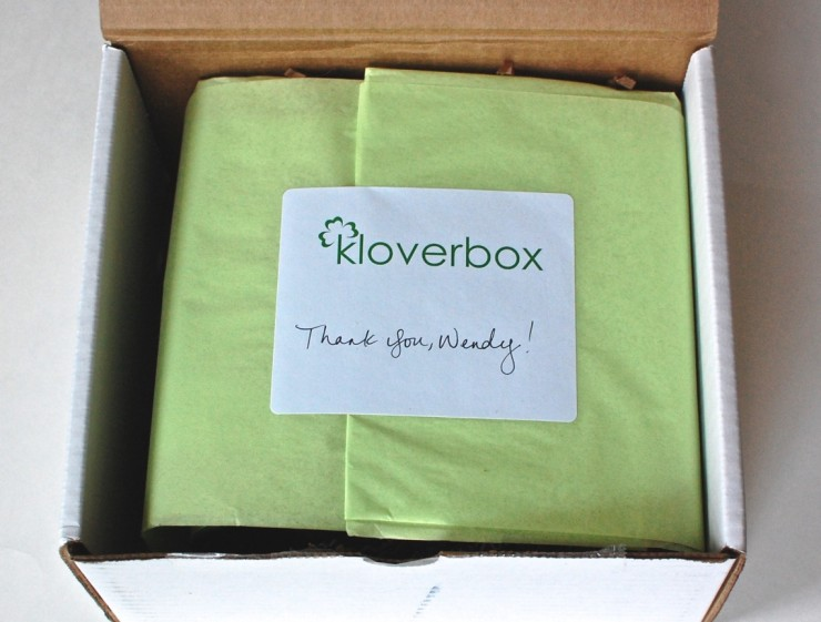 Kloverbox January