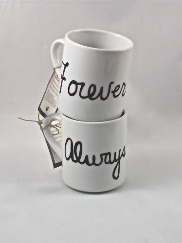 Subscript Decor mugs
