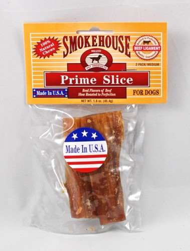 Smokehouse dog treats